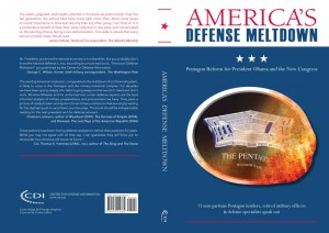 Cover of America's Defense Meltdown